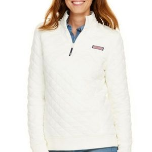 Vineyard Vines | Allover Quilted Shep Shirt XS